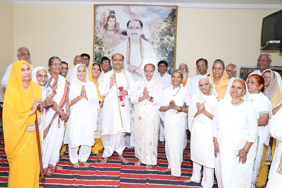 Vridhashram-Old Age Home-Sudhanshu Ji Maharaj-Vishwa Jagriti Mission-Anand Dham Ashram-New Delhi