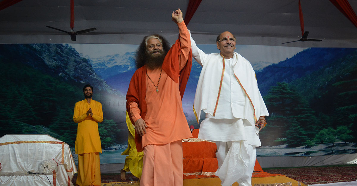 Dhyan Sadhna Shivir 2017-Parmarth Niketan-Rishikesh-Vishwa Jagriti Mission-Sudhanshuji Maharaj